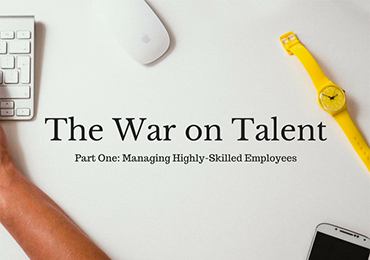 THE War on Talent