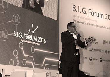 B.I.G. Forum Opens
